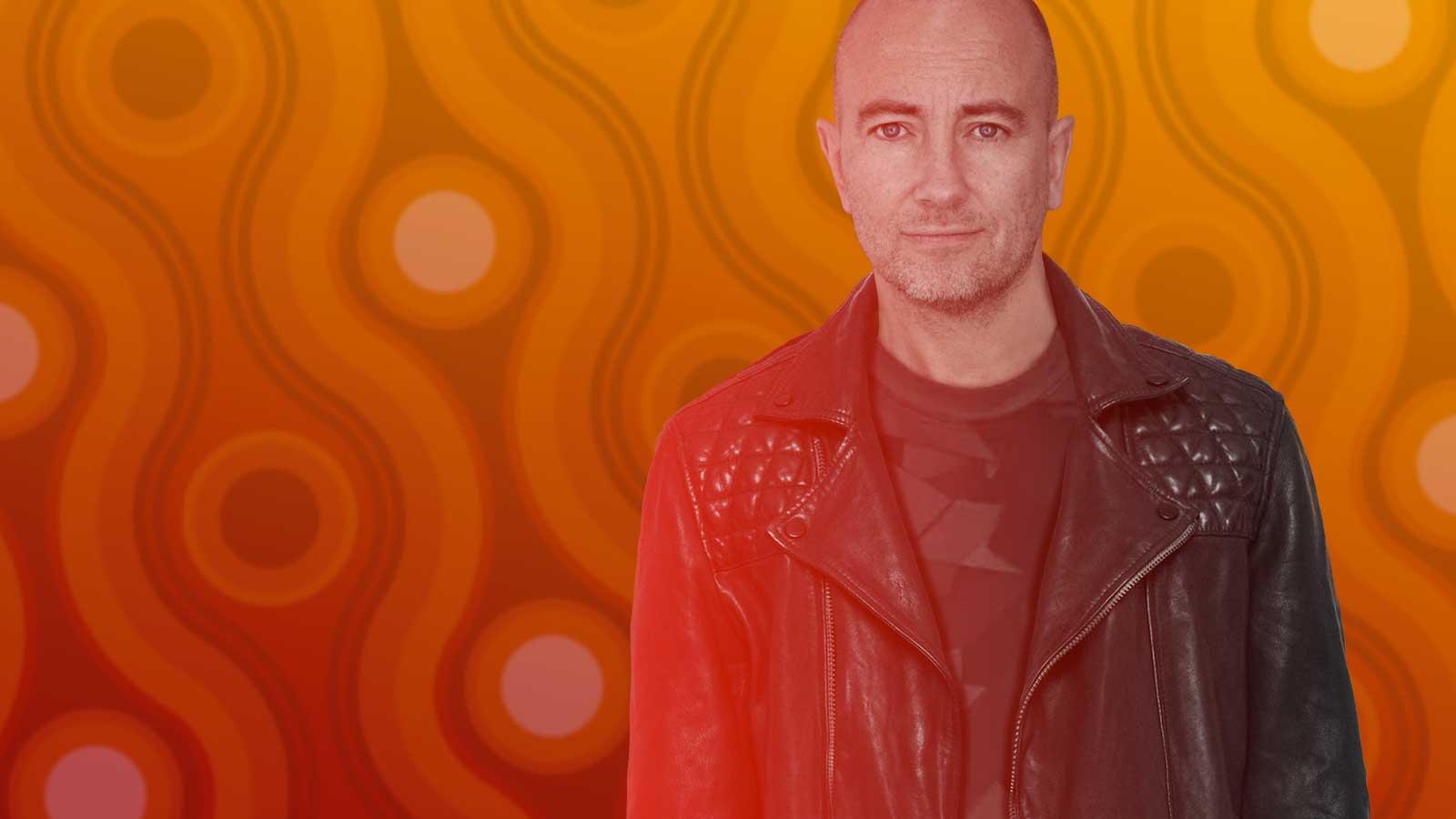Jason Regan DJ, presenter, event production, disco expert