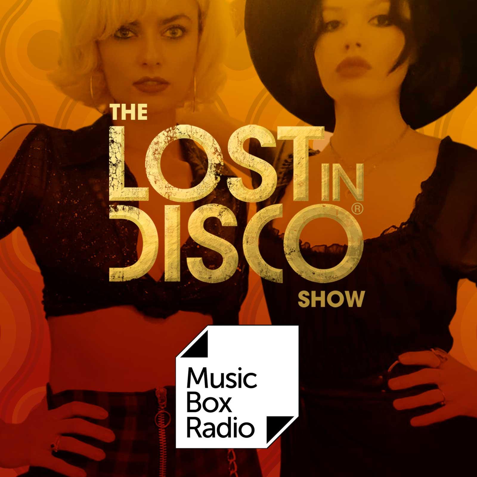 Lost In Disco Show Jason Regan Hourglvss